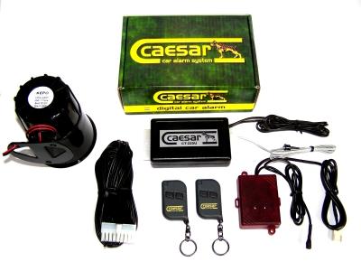 Caesar CT-220U rablásgátlós autóriasztó
