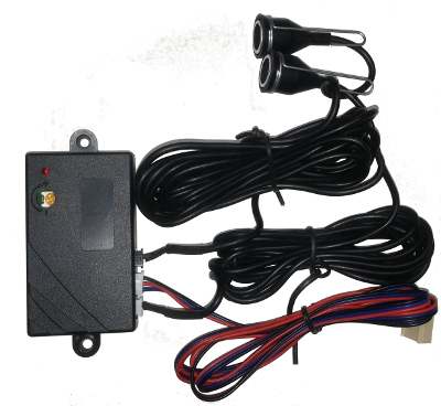 Ultrahang modul